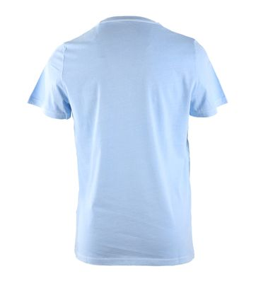 Detail Gant T-shirt Sunbleached Blue