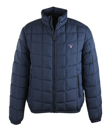 Gant Winterjas Cloud Navy
