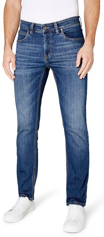 Gardeur Batu Jeans Indigo Blau