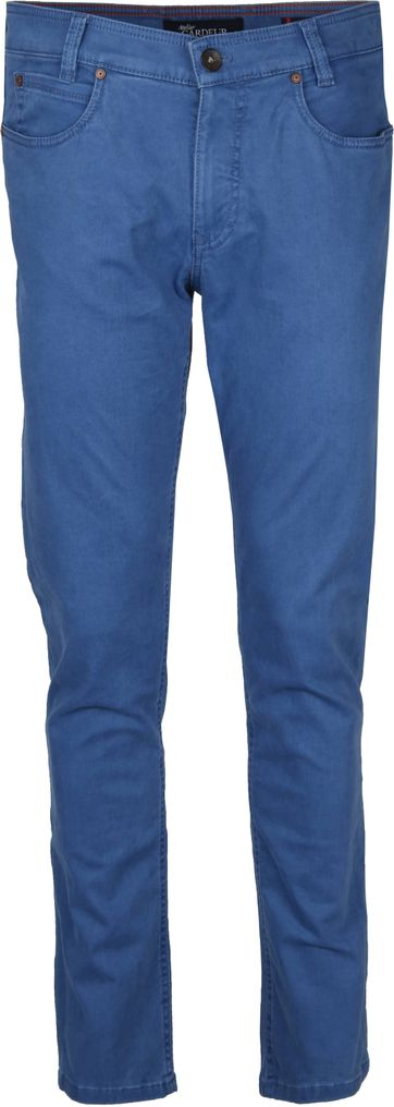 Gardeur Batu Pants Blue