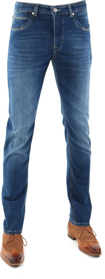Gardeur Batu Stretch Jeans Blue