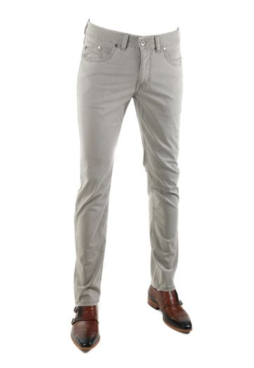 Gardeur Bill Broek Modern-Fit Beige