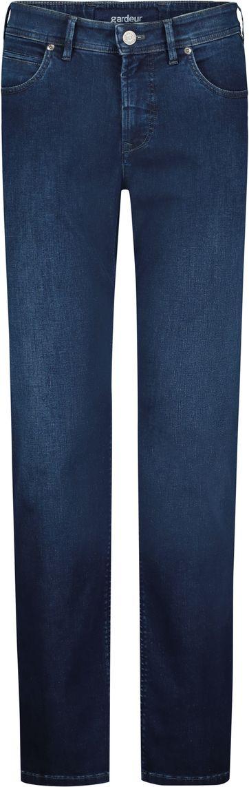 Gardeur Bradley Pants Dark Stone Dark Blue