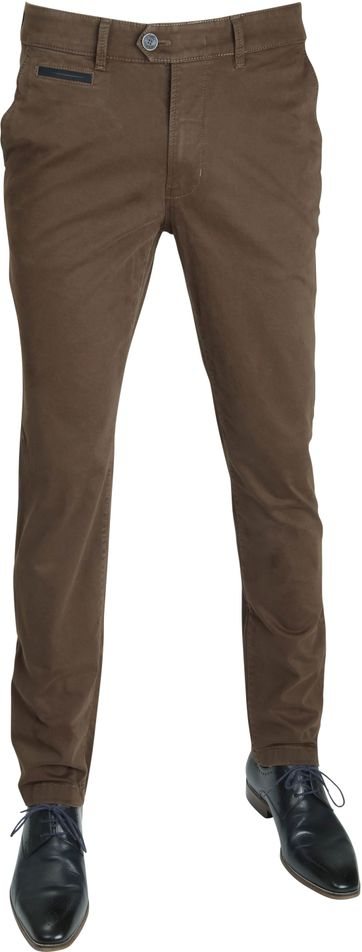 Gardeur Chino Benny 3 Brown