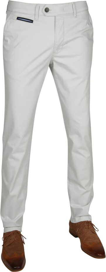 Gardeur Chino Benny 3 Off-White
