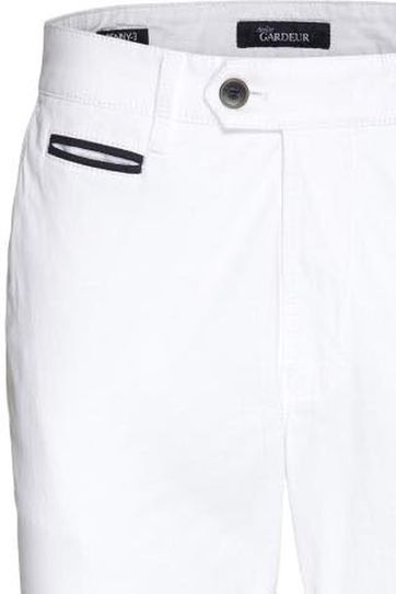 Gardeur Chino Benny 3 White