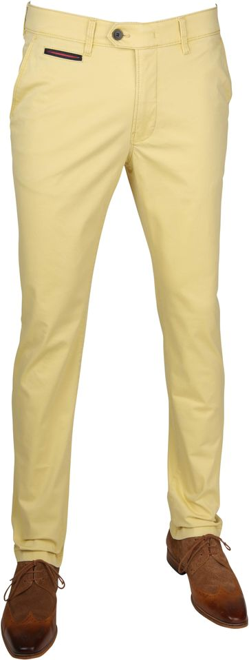 Gardeur Chino Benny 3 Yellow