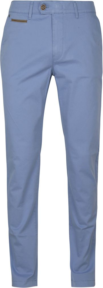 Gardeur Chino Light Blue Benny 3