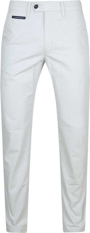 Gardeur Chino Light Grey Benny 3