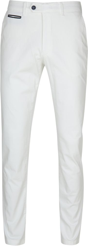 Gardeur Chino Weiß Benny 3