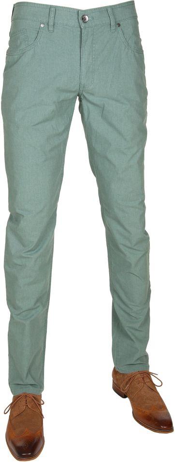 Gardeur Jeans Bill 2 Groen