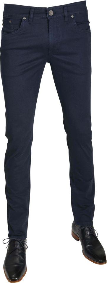 Gardeur Jeans Bill Dessin Navy