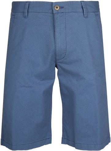 Gardeur Short Bermuda Dessin Blau