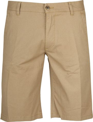 Gardeur Short Bermuda Dessin Brown