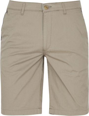 Gardeur Shorts Bermuda Jasper Olivgrun