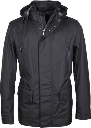 Geox Black Phantom Jacke