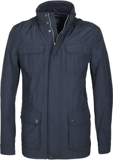 Geox Blue Nights Field Jacke