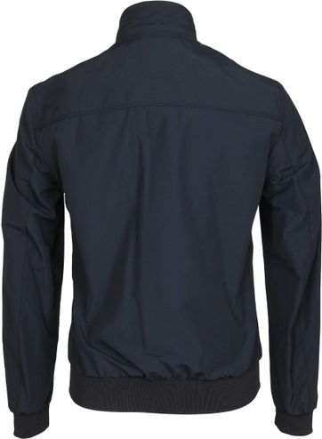 Detail Geox Bomber Jacke Blue Nights