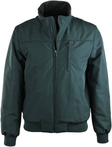 timeless design 050c5 cff26 Geox Jacke Sailor Grün