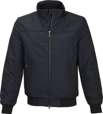 Geox Jacket Renny Navy