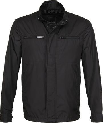 Geox Jharrod Jacket Black