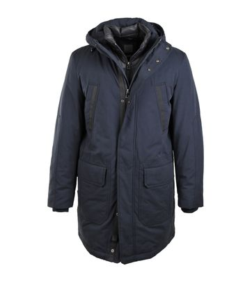 Geox Parka Goose Donkerblauw