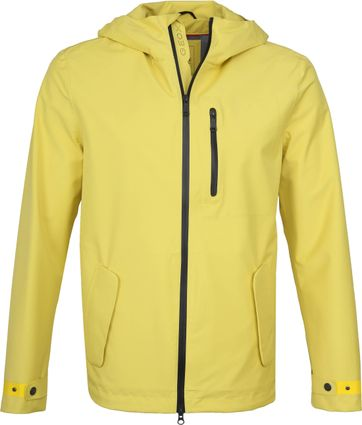 Geox Sandford Jack Yellow