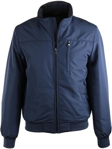 Geox Winterjas Sailor Blauw