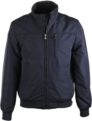 Geox Winterjas Sailor Donkerblauw