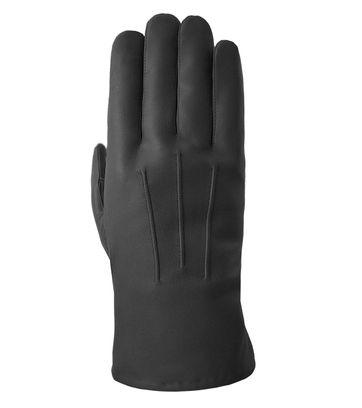 Gevoerde Handschoen Laimbock Radcliffe Zwart