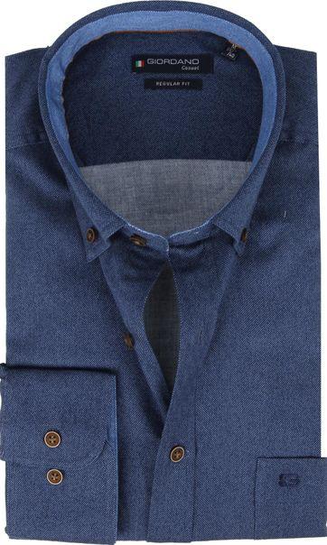 Giordano Overhemd Ivy Navy