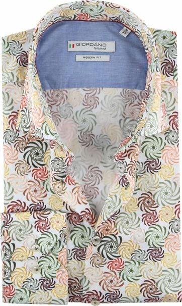 Giordano Overhemd Spiraal