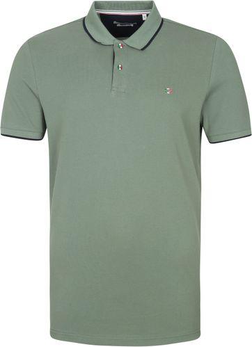 Giordano Polo Shirt Nico Olivgrun