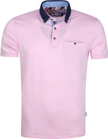 Giordano Poloshirt Casa Pink