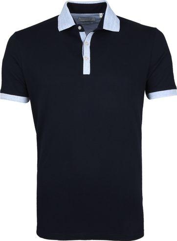 Giordano Poloshirt Romeo Dark Blue