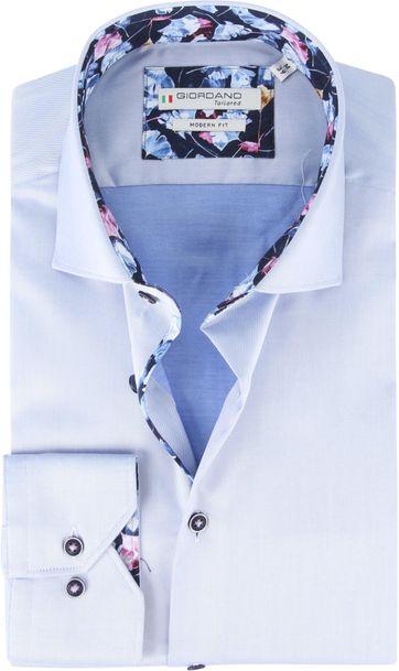 Giordano Shirt Baggio Blue
