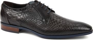 Giorgio Adanti Derby Shoe Dark Grey