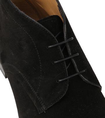 Giorgio Amalfi Shoe Suede Black