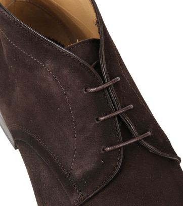 Giorgio Amalfi Shoe Suede Brown