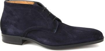 Giorgio Amalfi Shoe Suede Navy