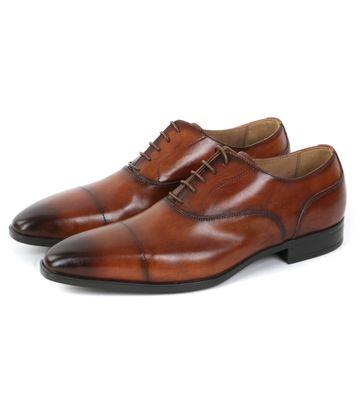 Giorgio Bellaria Schuhe Cognac