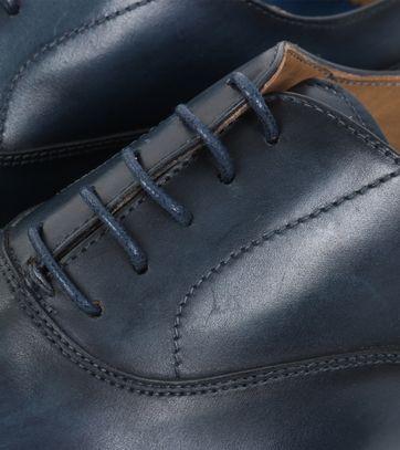 Detail Giorgio Bellaria Veterschoen Donkerblauw