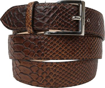 Giorgio Belt Adanti Brown