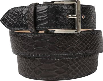 Giorgio Belt Adanti Dark Grey