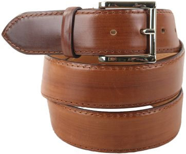 Giorgio Belt Bellaria Brown Leather