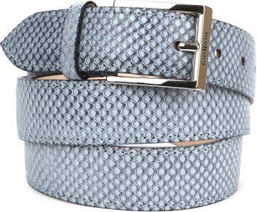 Giorgio Belt Buff Blue