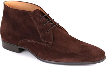 Giorgio Boot Suede Brown