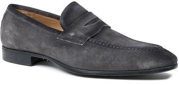 Giorgio Loafer Shoe Dark Grey