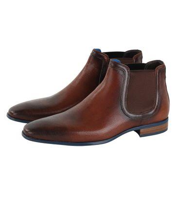 Giorgio Pampas Chelsea Boot Cognac