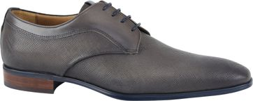 Giorgio Pampas Leather Shoe Grey